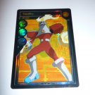 MEGAMAN GAME CARD MEGA MAN SPECIAL PROMO PRISM FOIL  1ST102 TORCH MAN HOT HEAD
