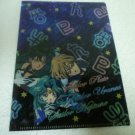 SAILOR MOON JAPAN CLEAR MINI FILE OUTER SENSHI