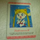 SAILOR MOON  HERO-2 SAILORMOON R   CARD # 174
