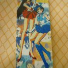 SAILOR MOON ANIME BOOKMARK  CARD MARS MERCURY