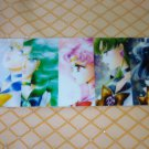 SAILOR MOON MANGA BOOKMARK CARD CHIBIMOON OUTER LINES