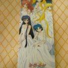 SAILOR MOON CRYSTAL  BOOKMARK CARD INNER SENSHI WHITE DRESSES