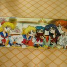 SAILOR MOON CRYSTAL  BOOKMARK CARD INNER SENSHI CAKE/TEA TIME