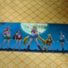SAILOR MOON CRYSTAL  BOOKMARK CARD  INNER SENSHI BLUE POSE -B