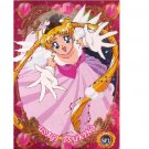 SAILOR MOON CARDDASS EX WORLD 4 SAILORMOON EX4 FOIL PRISM CARD SP1