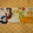 SAILOR MOON CRYSTAL  BOOKMARK CARD INNER GROUP CASUAL -B