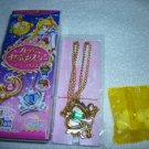 SAILOR MOON CRYSTAL JAPAN SEBON PREMIUM CROWN PRINCESS TIARA GOLD GREEN JUPITER NECKLACE TOY CANDY