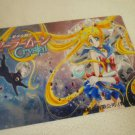 SAILOR MOON JUMBO BOARD CRYSTAL CARD SAILORMOON