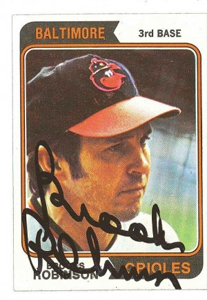 1974 Topps Brooks Robinson