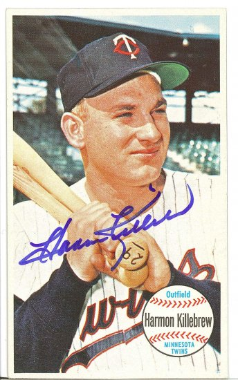 1964 Topps Super Harmon Killebrew