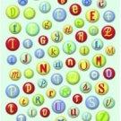 Rounded Alphabet - Anise