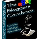 The eBay Bloggers Cookbook - Resell eBook!