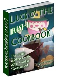 Luck 'O the Irish Cookbook by eBay Group - Resell eBook!