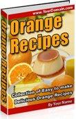 Orange Recipes - Resell eBook!
