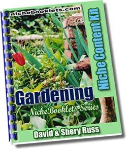 Gardening Niche eBooklet - Resell eBook!