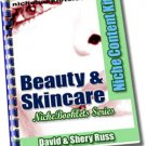 Beauty & Skin Care Niche eBooklet - Resell eBook!