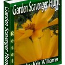 Garden Scavenger Hunt by Kris Williams - Resell eBook