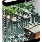 Hydroponics Made Easy - Resell eBook!