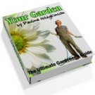 Your Garden - Resell eBook!