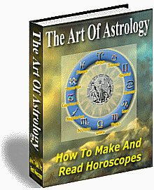 The Art of Astrology - How-to Read and Make Horoscopes - Resell eBook
