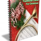 Traditional Carols for Christmas - Resell eBook
