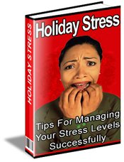 Holiday Stress - Resell eBook