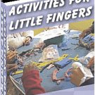 Activities for Little Fingers - Resell eBook