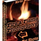 Fire and Flame Photography by Kris Williams - Resell eBook