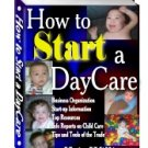 How to Start a DayCare by Kris Williams - Resell eBook