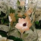 Magnolia Hourglass Ice Bucket/Vase