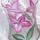 Lily Hourglass Ice Bucket/Vase