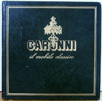 Caronni il mobile classico traditional and antique style for Il mobile classico