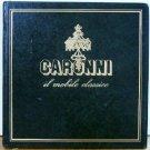 Caronni il mobile classico - Traditional and Antique-Style Furniture by Luigi Caronni 1986 Catalog