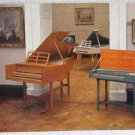 Morley Pianoforte and Harpsichord Galleries Promotional Booklet Instrument Makers
