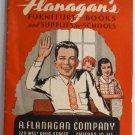 Catalog No.120 School Season 1945-46 Flanagan's Furniture Books and Supplies for Schools Supply