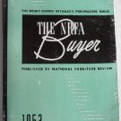 NRFA Buyer 1953 6th Ed - Home Goods Retailer's Purchasing Guide Directory 500+ pgs Furniture