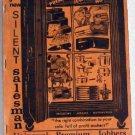 Silent Salesman Premiums Jewelry Novelties Catalog No.157 1956 Universal Premium Jobbers