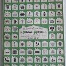 Finial House Inc Catalog No.62 c.1962 Lamp Parts Fittings Bases Shades Pendants Original