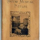 Patent Medicine Picture Kay Devner Signed c.1968 Medicinal Bottles Bottle Collecting Medicines Cures