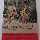 1964 Schwinn the World's Finest Bicycles Catalog Bikes Hornet Typhoon Bantam Sting-Ray Paramount