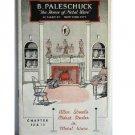 B Paleschuck House of Metal Ware Chapter 12 - 13 1940 Brass Copper Silverplate Fireplace Housewares