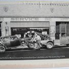 1936 Vintage Photo Thomas Tire Service Wrecker Recovers Buick Lake Chelan Tow Truck Simmer Studio