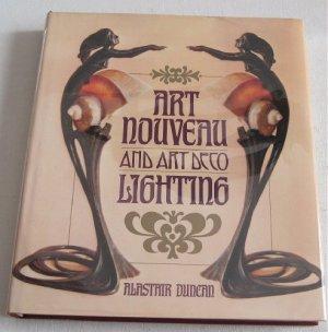 Art Nouveau and Art Deco Lighting by Duncan c.1978 British French German Austrian American Czech