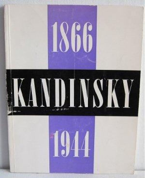 Vasily Kandinsky 1866-1944 A Retrospective Exhibition 1962 Modern Art Oil Paintings Watercolors