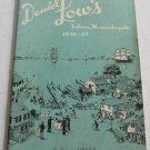 Daniel Low Co 1946-1947 Catalog Novelties Jewelry Housewares Gifts Sterling Silver Flatware