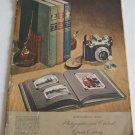 Montgomery Ward Photographic Optical Goods Catalog circa 1950 Cameras Projectors Supplies Cartoons