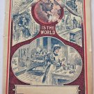 Our Field is The World Catalog ca 1905 Household Kitchen Gadgets Utensils Housewares Wire Goods 64p