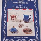 U.S. Glass From A to Z by Heacock United States Glass Company Pattern Colored Antique Glassware