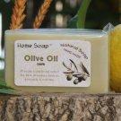 Olive Oil Soap Bar - 100% Pure Natural Handmade Soap Bar - Body Bath Luxury Homemade Soap!