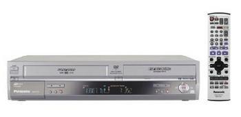PANASONIC DMR-E75V - DMR-E75VS DVD Recorder - VHS